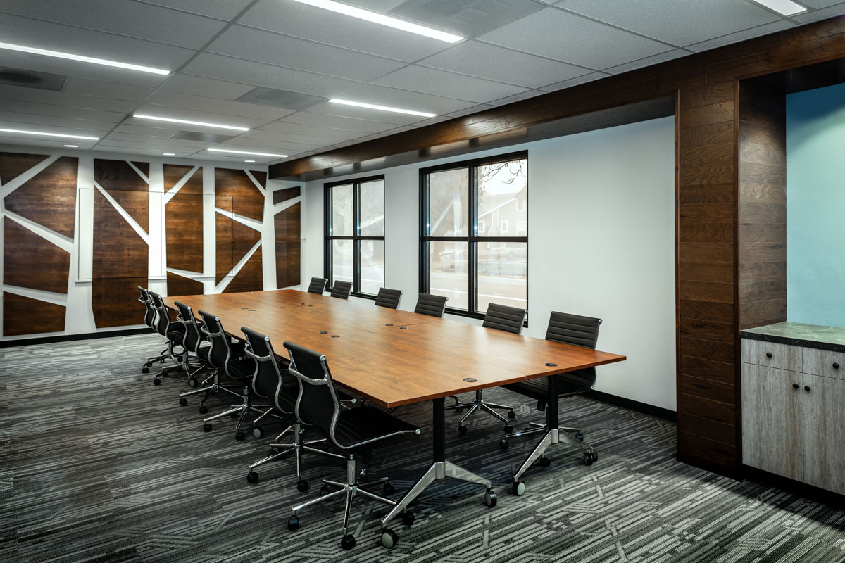 Reynolds Law Firm Conference Room