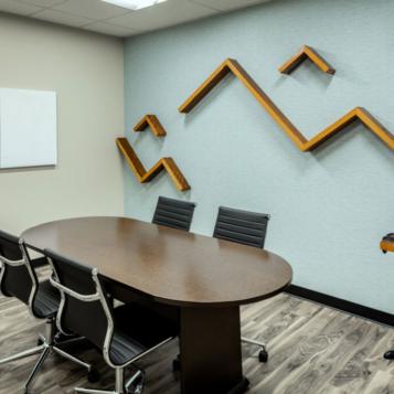 Reynolds Law Firm Meeting Room